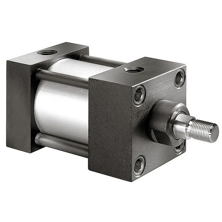 "4"" Bore Double Acting Air Cylinder 4"" Stroke"
