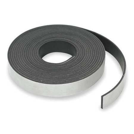 Magnetic Strip, 100 ft. L, 2 In W