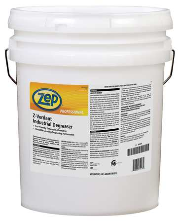 Degreaser,  Size 5 gal.,  Odorless