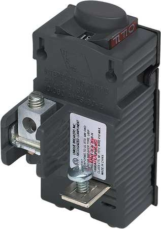 1P Standard Plug In Circuit Breaker 30A 120VAC