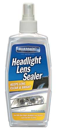 Headlight Lens Sealer, 236 ml