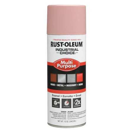Industrial Choice ™ Spray Paint, Dusty Pink, 12 oz.
