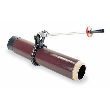 "Soil Pipe Cutter, 1-1/2"" to 6"" Cut Cap."