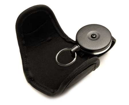 Kevlar(R), 48 in., Key Protector,  Black