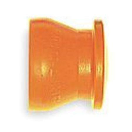 Flex Hose End Cap, 1/2 In, PK4