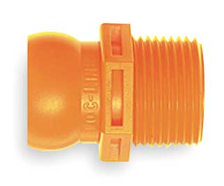 Flex Hose Connectors, 3/4 NPT, PK4