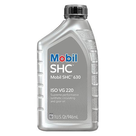 Mobil SHC 630,  Circulating,  ISO 220,  1qt