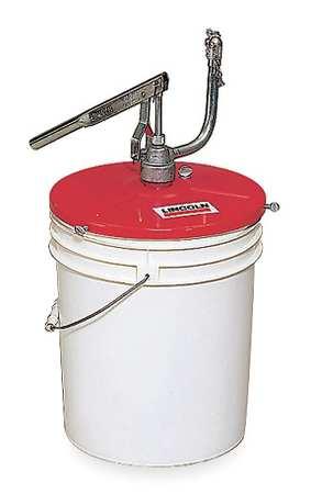 Grease Gun Filler Pump, 25 to 50 lb.