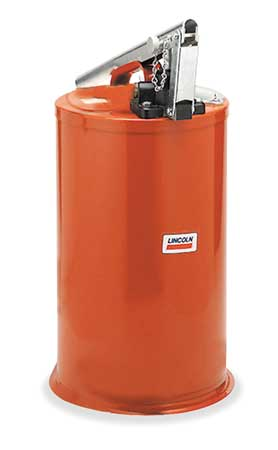 Grease Pump with Container, 40 lb.