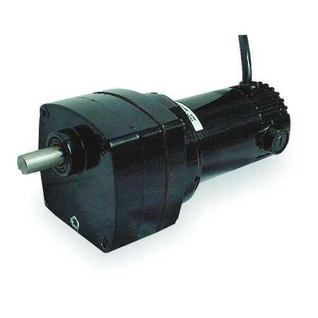 DC Gearmotor, 9.6 rpm, 90V, TENV