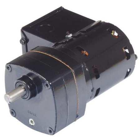 AC Gearmotor, 63 rpm, TENV, 115V