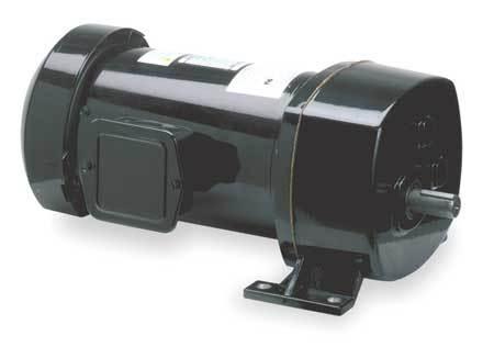 DC Gearmotor, 90 rpm, 90V, TEFC