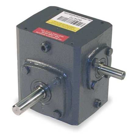 Speed Reducer, Indirect Drive, , 40:1
