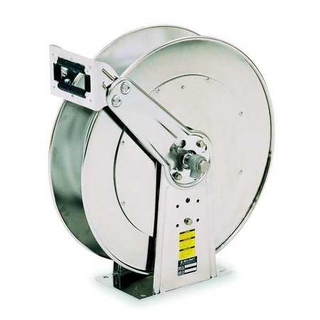 "1/2"" x 100 ft. Spring Return Hose Reel 500 psi"
