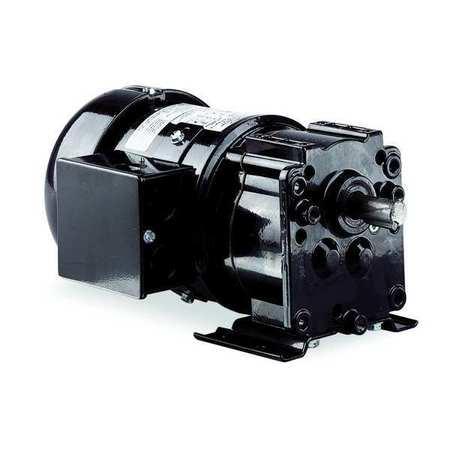 AC Gearmotor, 30 rpm, TEFC, 115/230V