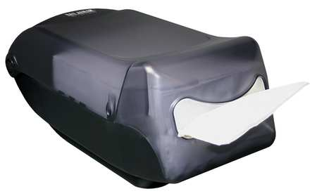 Plastic, Color Black, 550, Napkin Dispenser