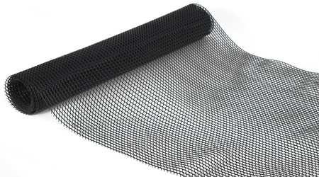 Shelf Liner, Black, 2x10 Ft