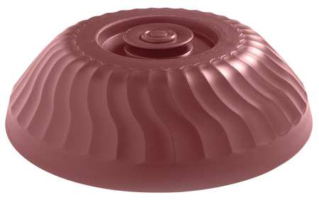 Insulated Dome, Cranberry, PK12
