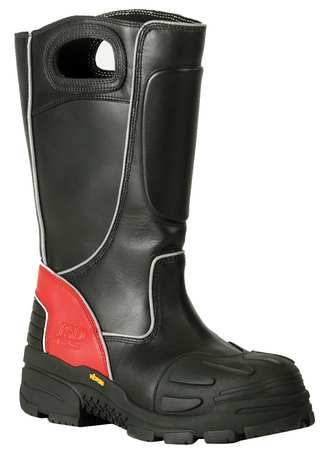 Fire Boots, Mens, 11-1/2EW, 1PR