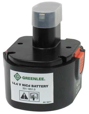Battery, 14.4V, 1.5Ah, NiCd