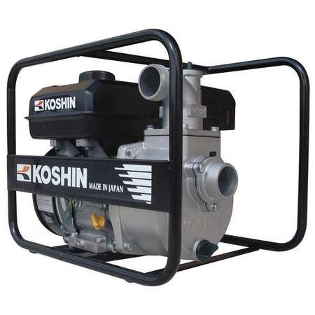 Engine Driven Pump, 3.8 HP,  1-1/2 In.