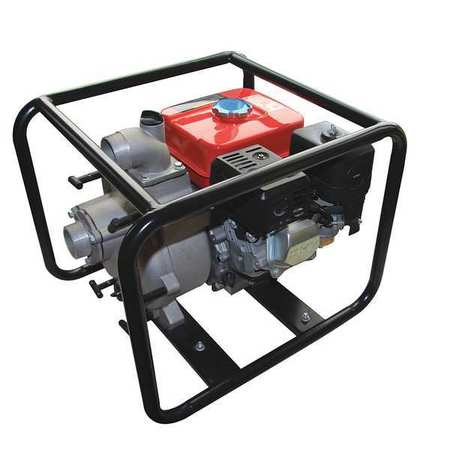 Engine Driven Pump, 7 HP,  2 In.