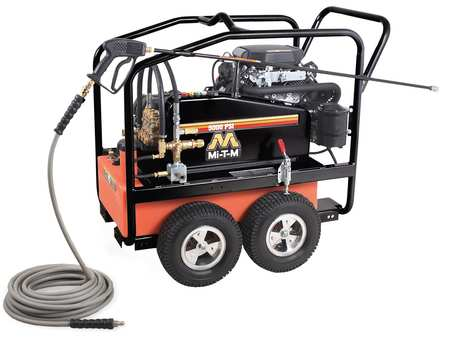 5000 psi 4.0 gpm Cold Water Gas Pressure Washer