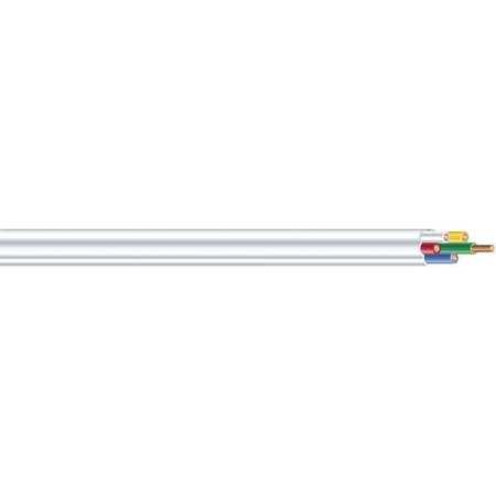 Thermostat Cable, 250ft, 150V, Gauge 18, CL2