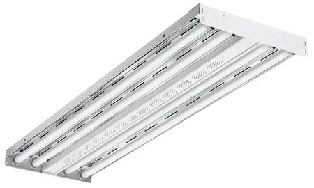 Fluorescent High Bay Fixture, T8, 146W