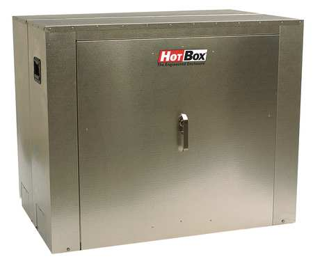 Valve Enclosure, 1900W Heater, L 90 In.