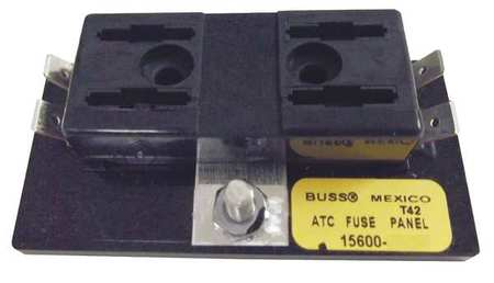 Fuse Block, Automotive, 30A, 4 Pole