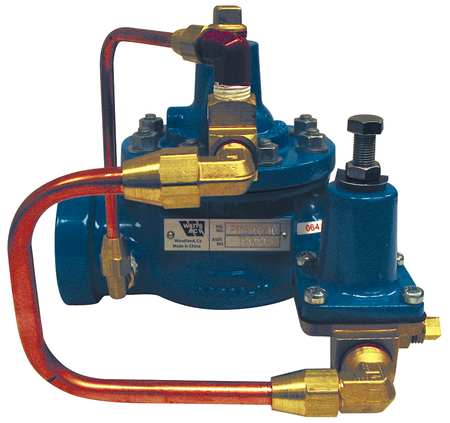 Pressure Reducing Valve , 3 In, Threaded