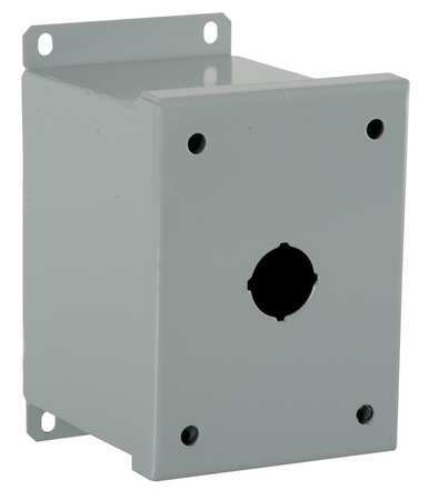 Pushbutton Enclosure, 22mm, Sheet Steel