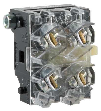 Contact Block, 1NC/1NO, 30mm