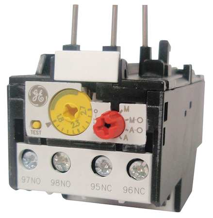 Overload Relay, 1 to 1.50A, Class 10, 3P
