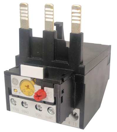 Overload Relay, 11.5 to 15A, Class 10, 3P