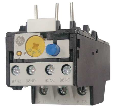 Overload Relay, 2.50 to 4.10A, Class 10, 3P