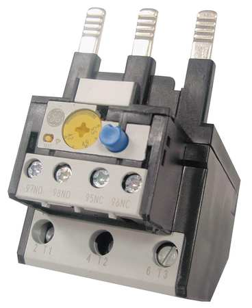 Overload Relay, 0.40 to 0.65A, Class 10, 3P