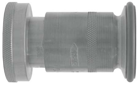 Industrial Fog Nozzle, 1-1/2 In., Brass