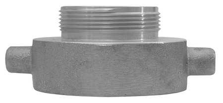 Pin Lug, FNPTxMNST, 2 Inx2-1/2 In