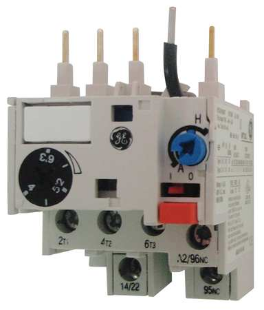 General Electric Overload Relay 026 to 043A Class 10 3P MT03C