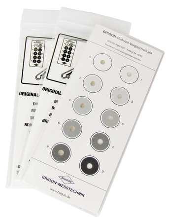 Smoke Pump Paper and Chart