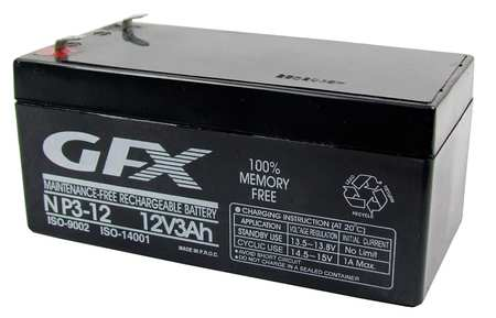 Battery for UEI Quintox