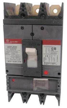 3P Standard Circuit Breaker 400A 600VAC