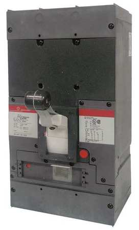 3P Standard Circuit Breaker 800A 600VAC