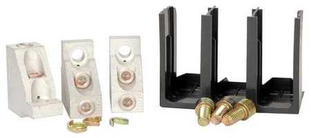 Lug Kit, 125-600A, 600VAC, PK3