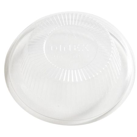 5.5 fl. oz. Clear Cup Lid,  Dome,  Non Vented,  Pk500