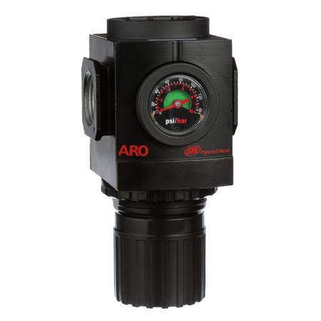 Air Regulator, 1 In. NPT, 290 cfm, 250 psi
