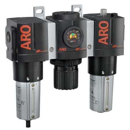 Filter/Regulator/Lubricator, 0 to 140 psi
