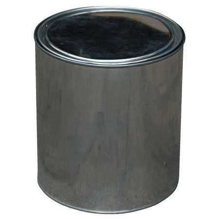Round Metal Can, 1/2 gal., With Lid
